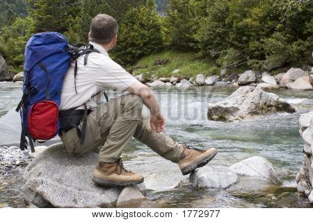 Break In The Mountains