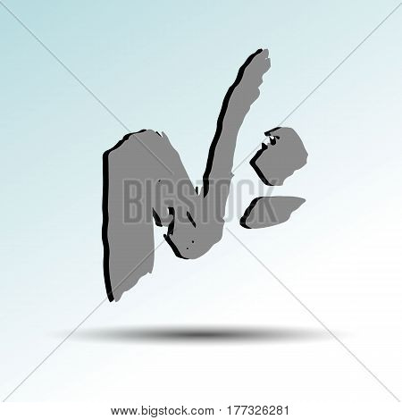 vector, symbol, design, white, sign, illustration, mark