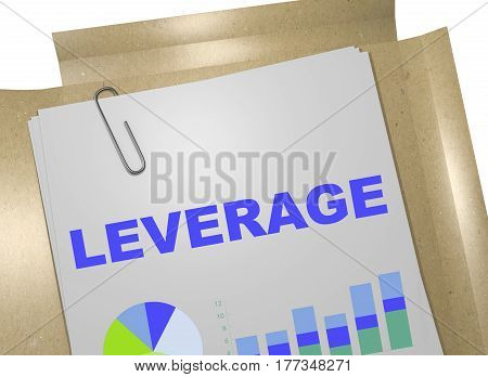 Leverage - Business Concept
