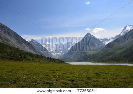 Travel To Altay Mountains