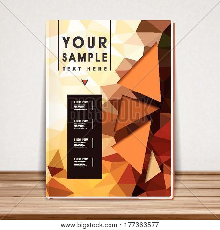 Gorgeous Book Cover Template Design