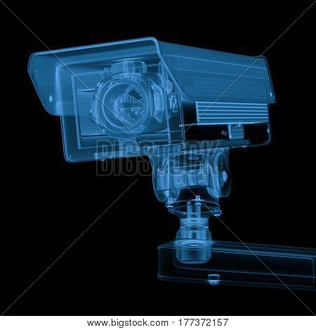 X Ray Security Camera Or Cctv Camera