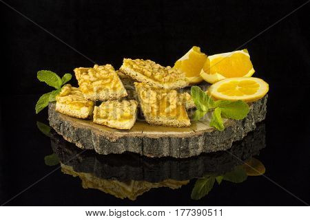 Cookies With Orange Marmalade