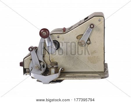 the old adding machine antique calculator meta mechanism