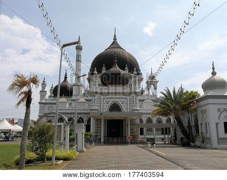 Zahir Mosque, Malaysia.