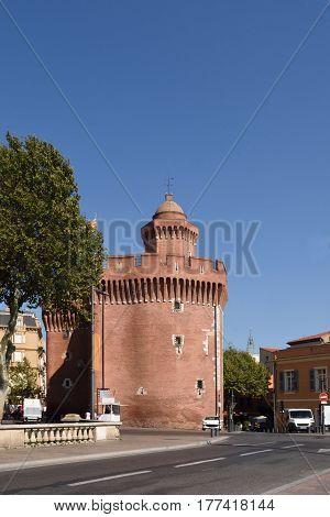 Castellet Of  Perpignan, Languedoc-roussillon, France, Europe