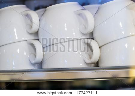 cafe stacking cups