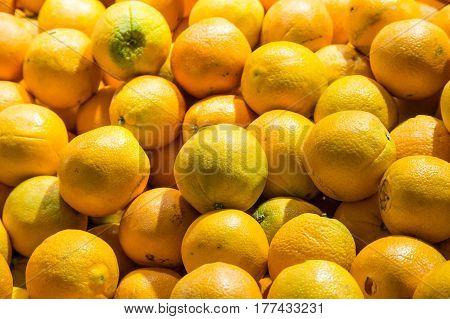 Many Naval Markets in a fruit Market