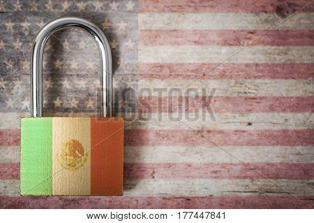 Mexico And Usa