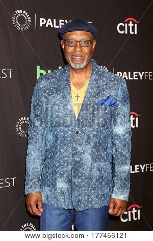 LOS ANGELES - MAR 19:  James Pickens Jr. at the 34th Annual PaleyFest Los Angeles -