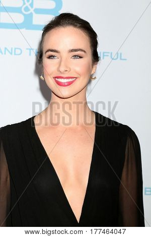 LOS ANGELES - MAR 19:  Ashleigh Brewer at the