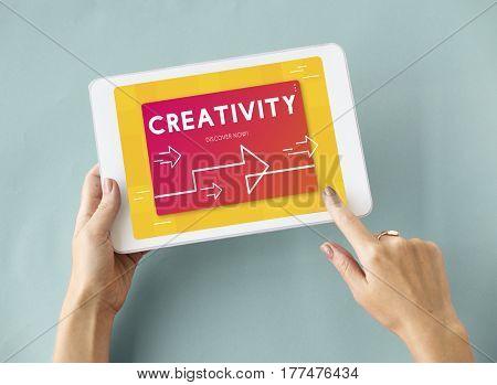 Creativity Ideas Development Innovation Graphic Word