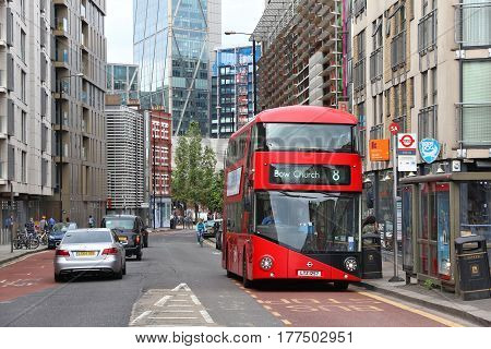 London New Routemaster