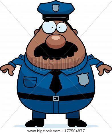 Police Mustache