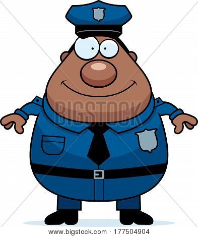 Smiling Police