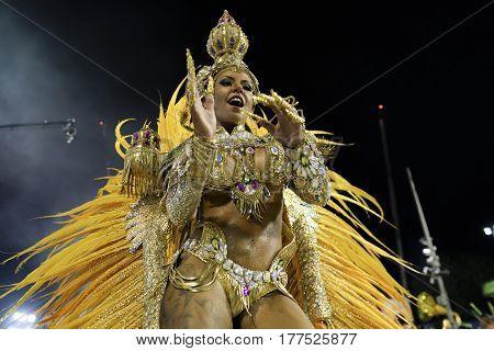 Carnival 2017 - Mocidade Independente De Padre Miguel