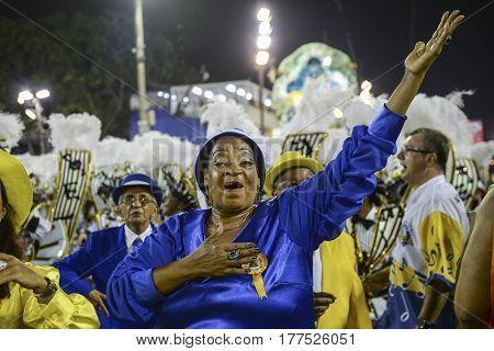 Carnival 2017 - Unidos Da Tijuca