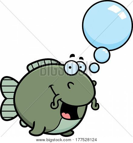 Talking Cartoon Catfish