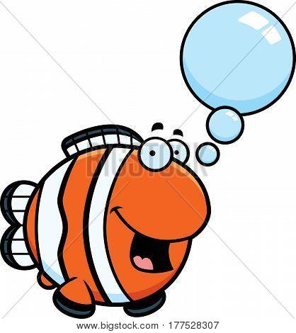 Talking Cartoon Clownfish