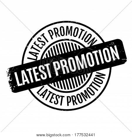 Latest Promotion rubber stamp. Grunge design with dust scratches. Effects can be easily removed for a clean, crisp look. Color is easily changed.