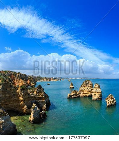 Ponta Da Piedade (algarve, Portugal).