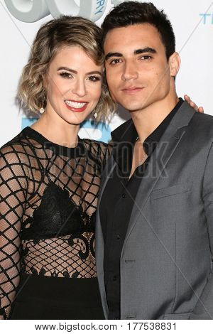 LOS ANGELES - MAR 19:  Linsey Godfrey, guest at the