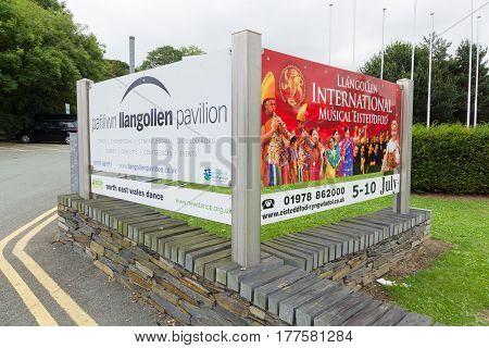 Llangollen International Eisteddfod