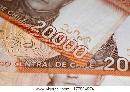 Money Comes From Chile