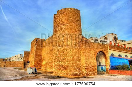 Ancient city walls of Safi - Morocco, North Africa