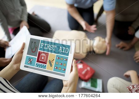 Medical Health Care First AID