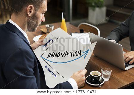 Innovation Result Objective Vision