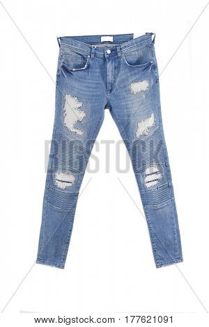 Torn Jeans denim texture