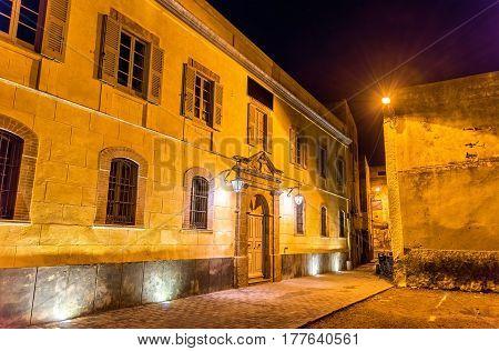 Building at the Portuguese City of Mazagan in El-Jadidia - Morocco