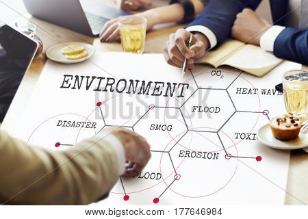 Climate Change Ecology Environment Global Warming