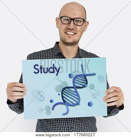 Genetics Laboratory DNA Science Biology Humanity