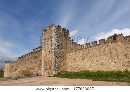 Walls of Estremoz, Alentejo region of Portugal