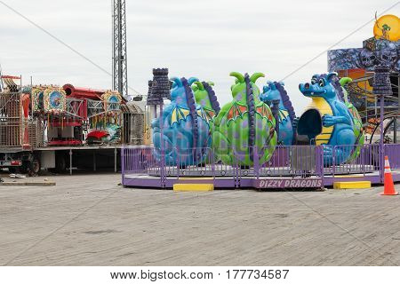 Casino Pier Amusements