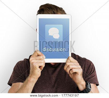 Talk Conversation Message Communication Discussion Word