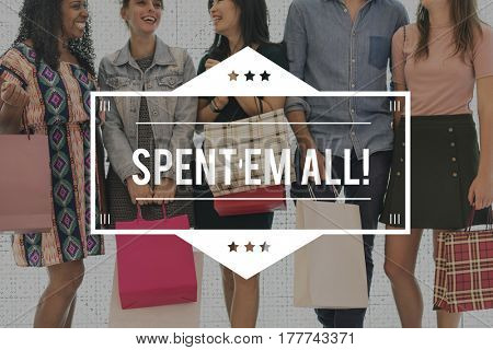 Spent Hangout Spoil Yourself Purchase Sale Store