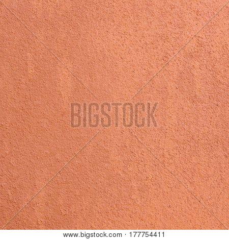 Closeup detail of beige concrete texture background