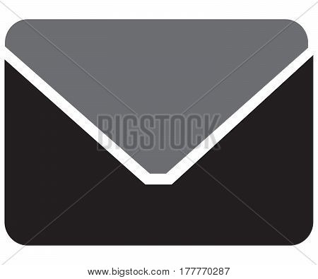 Mail Icon button design email envelope internet
