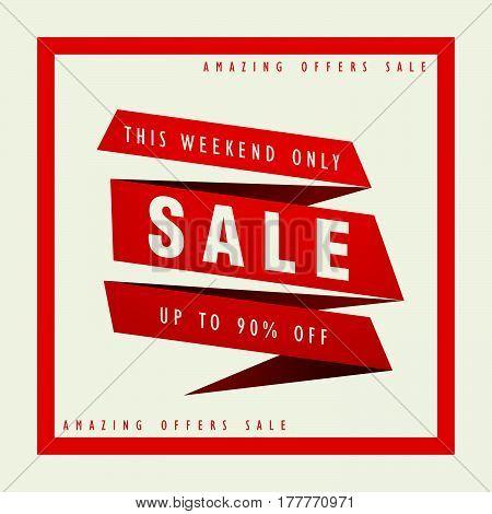 Bargain Sale Poster