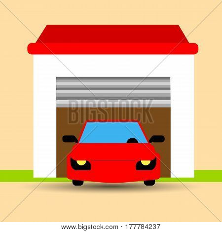 car vector auto automobile illustration transport vehicle