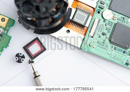 Digital Photo Camera Parts