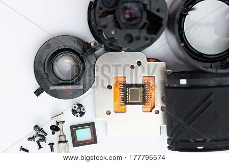 Digital Camera Electronic Parts