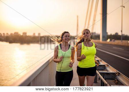 Enjoying Fitness Outdoors