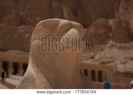 Egypt travel behind the facade, behind a facade