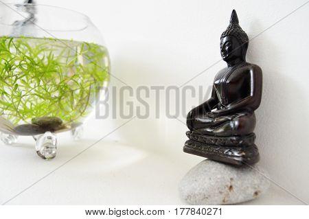 Buddha statue buddha image used as amulets of Buddhism religion