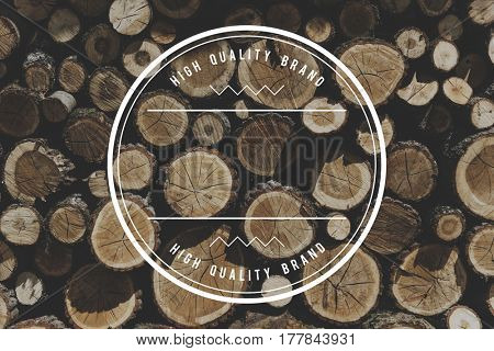 Round  Circle Logo Label Template