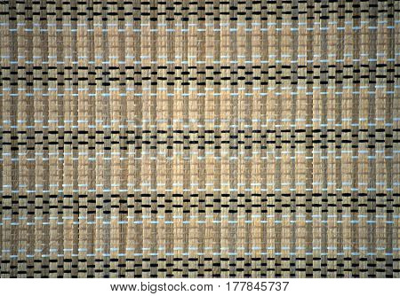 background of the different colored wooden parts with nice texture